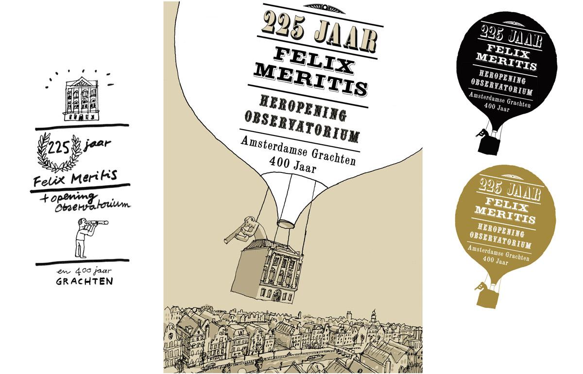 250 jaar Felix Meritis